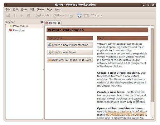 VMWare Linux image 4