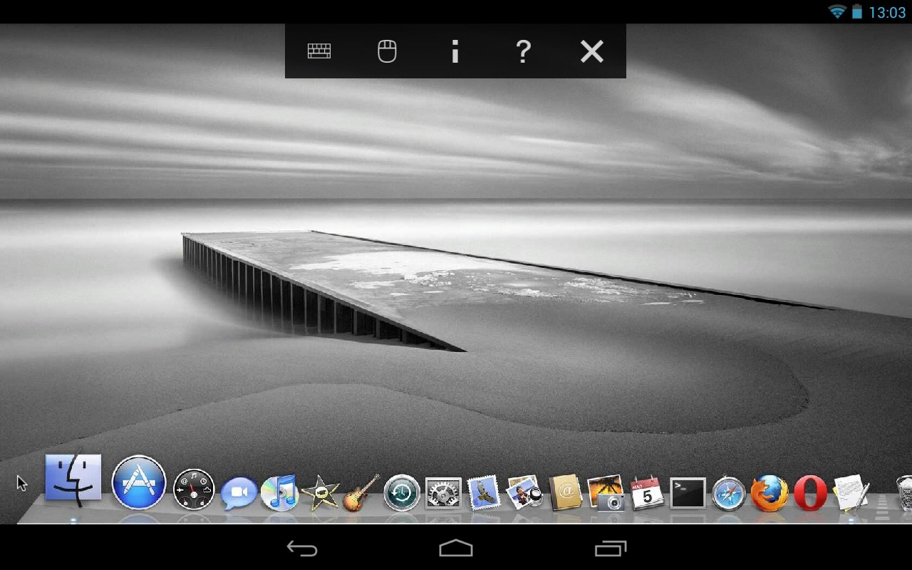 VNC Viewer Android image 6