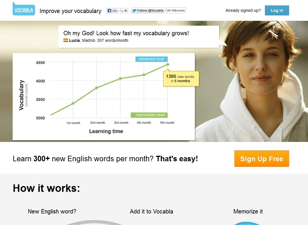 Vocabla Webapps image 7