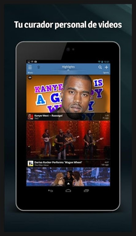 Vodio Android image 5
