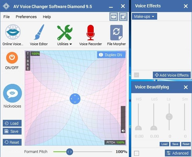 Voice Changer Software image 3