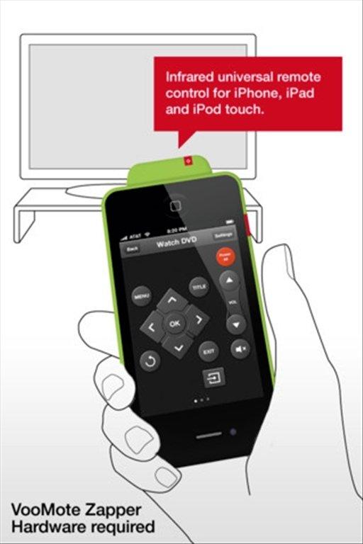 VooMote Zapper iPhone image 5