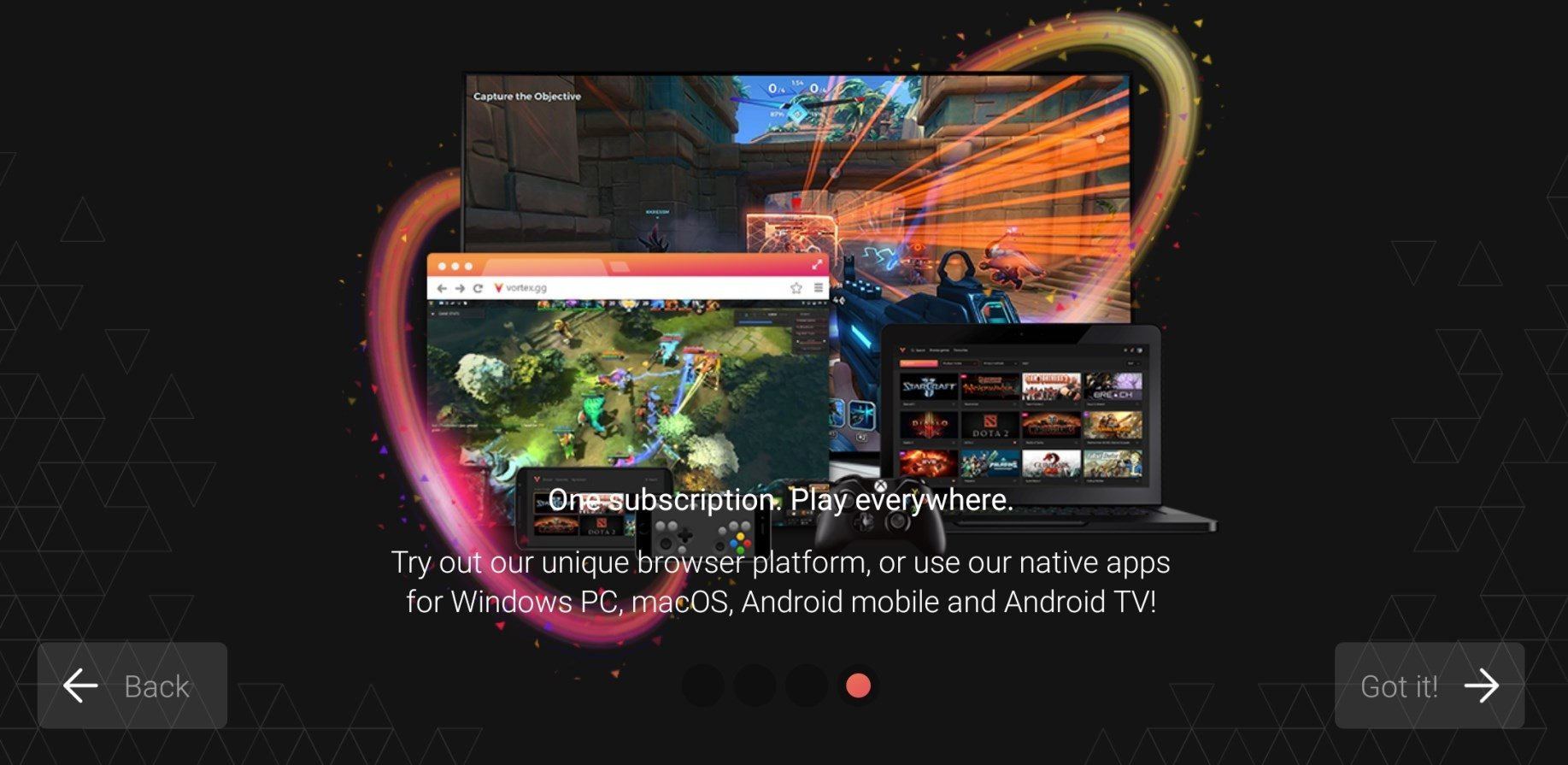 Vortex Cloud Gaming 1 0 252 - Download for Android APK Free