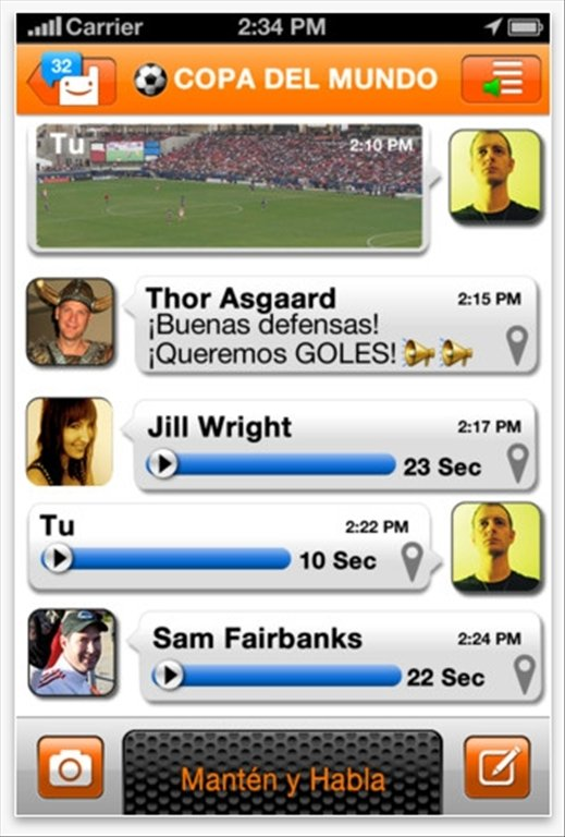 Voxer - Download for iPhone Free