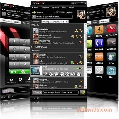 VoxOx Mac image 5