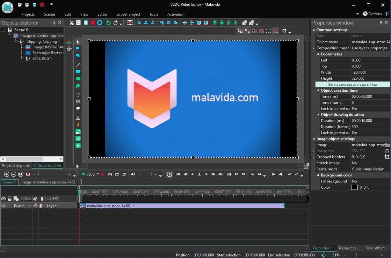 VSDC Free Video Editor image 8
