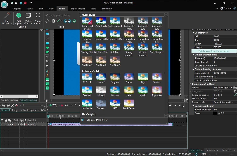 vsdc video editor download for windows 8