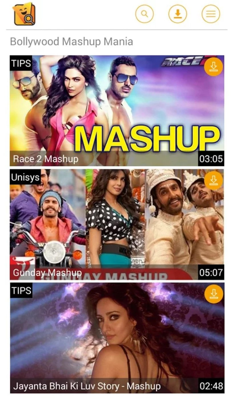 Vuclip Search: Video on Mobile Android image 6