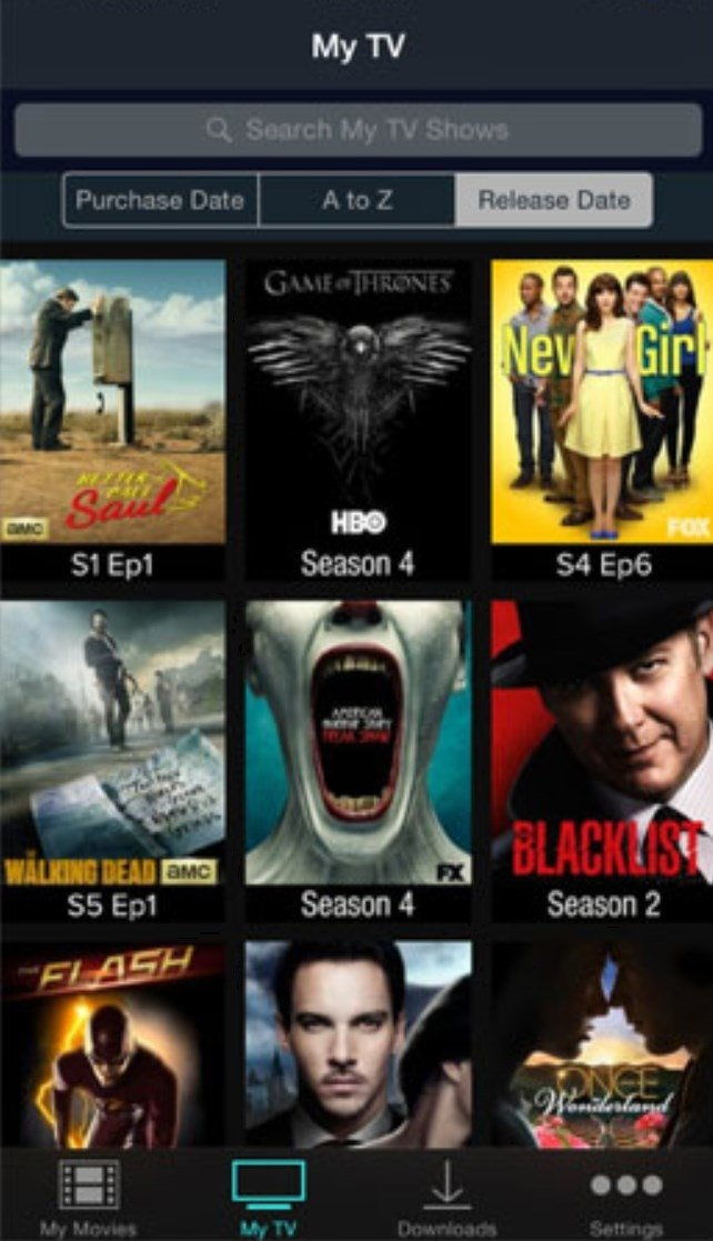 VUDU 5 8 2 220 156105333 - Download for Android APK Free