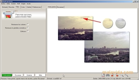 VueScan 9 6 28 - Download for PC Free