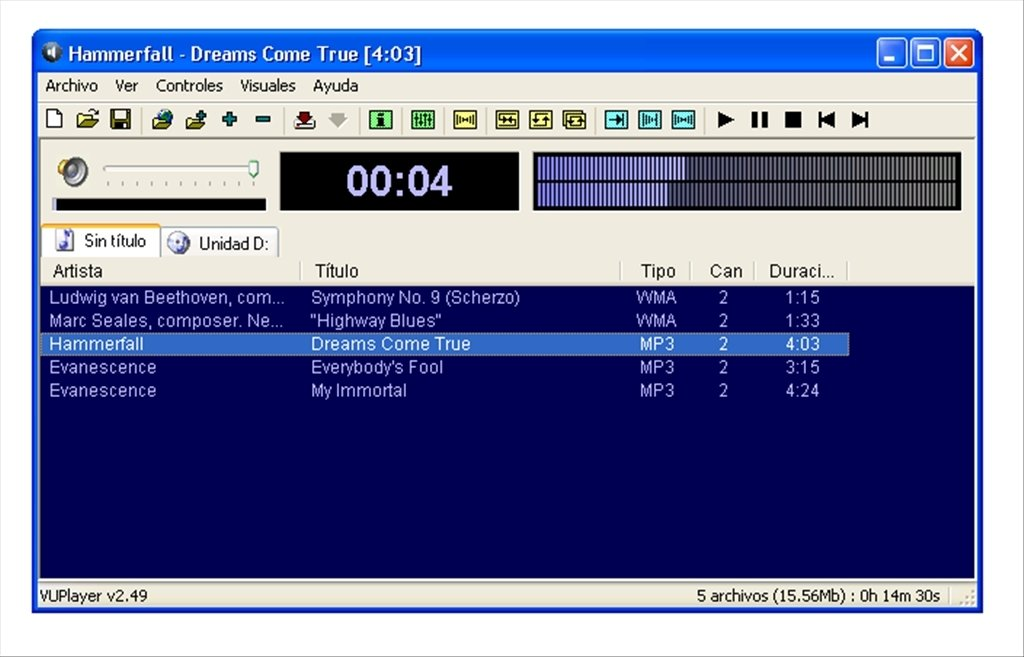 VUPlayer 2 49 - Download for PC Free