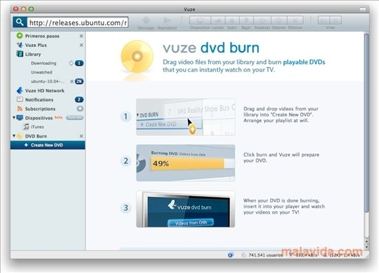 How to download movies on vuze for mac