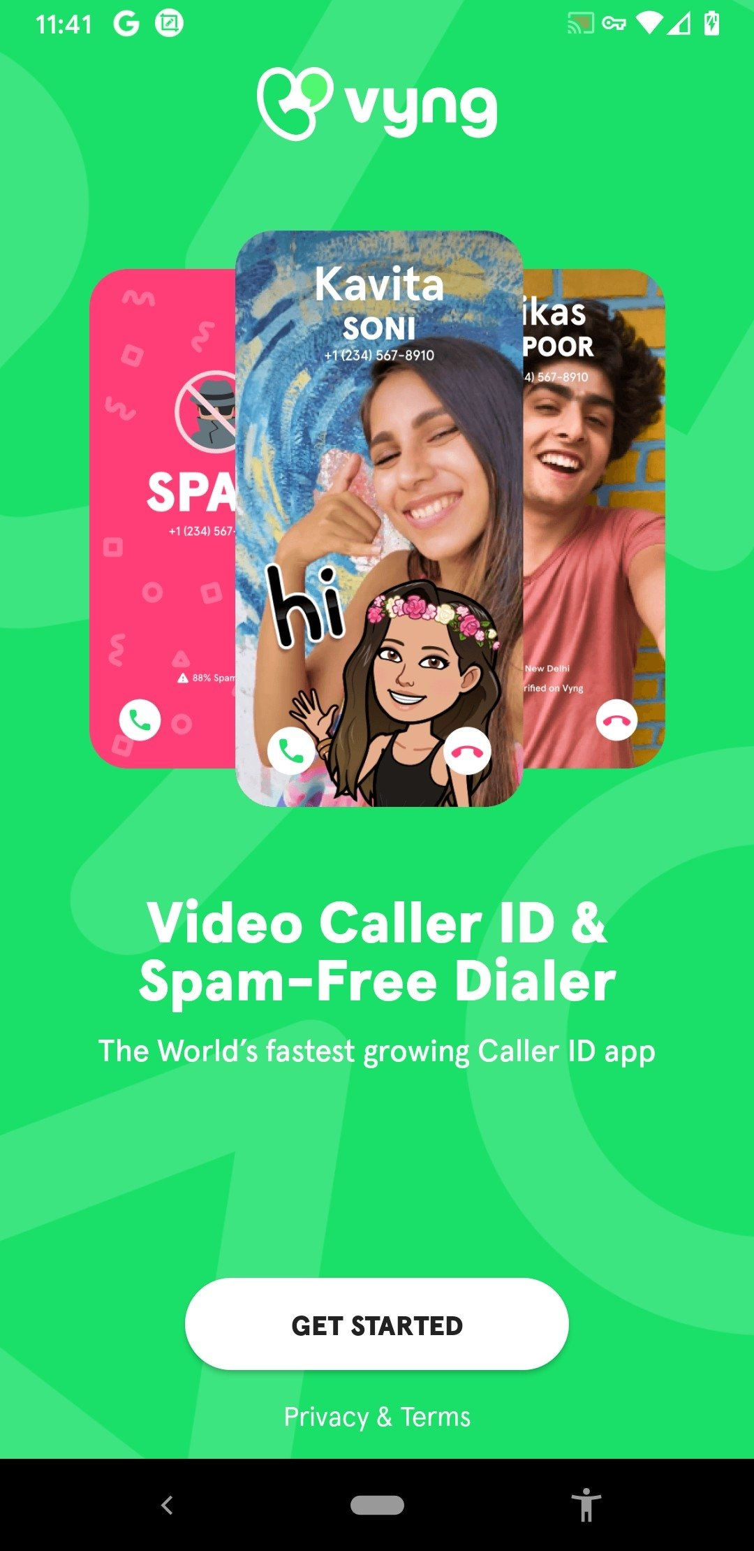 Vyng Video Ringtones 3 0 1 20 - Download for Android APK Free