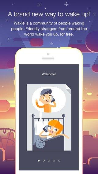 Wakie iPhone image 5