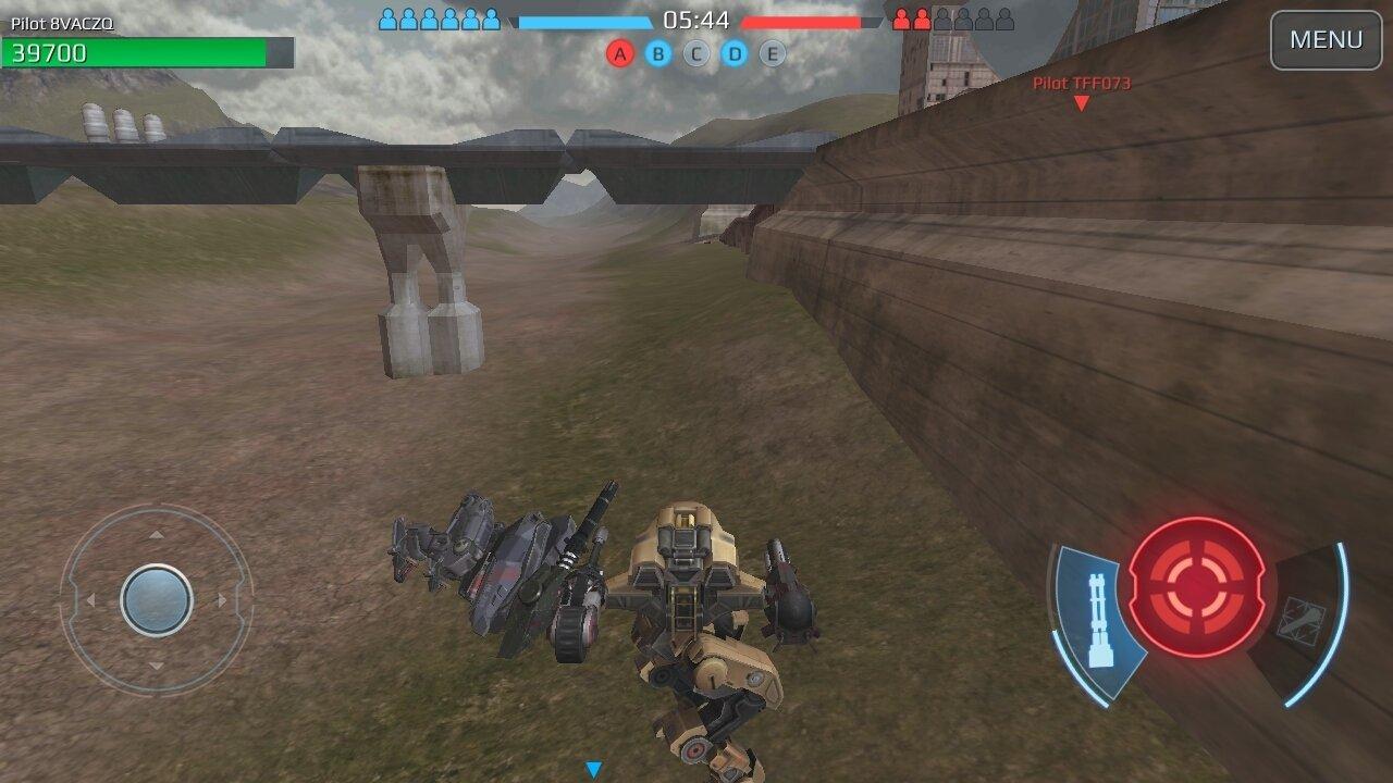 war robots mod apk 3.6.0 download