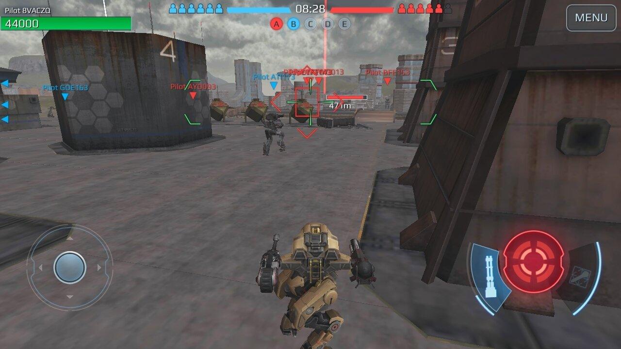 war robots apk mod 3.6.0