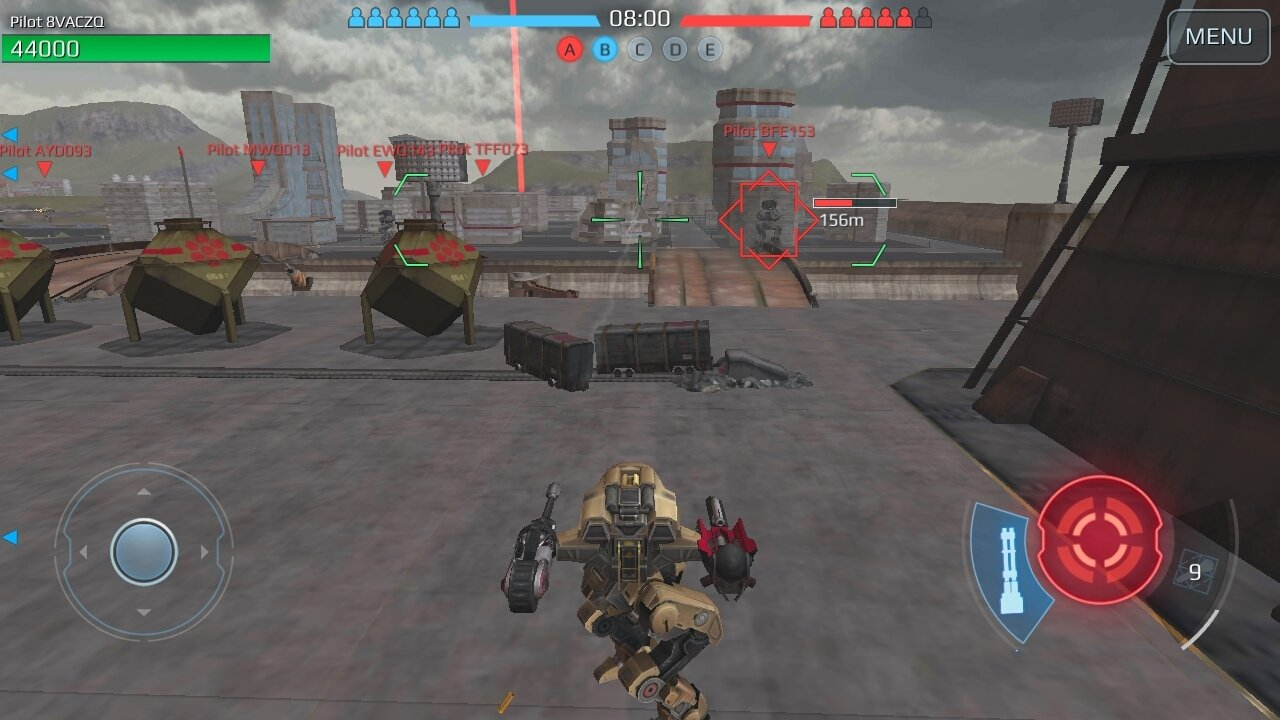 Jeux de guerre multijoueur a telecharger