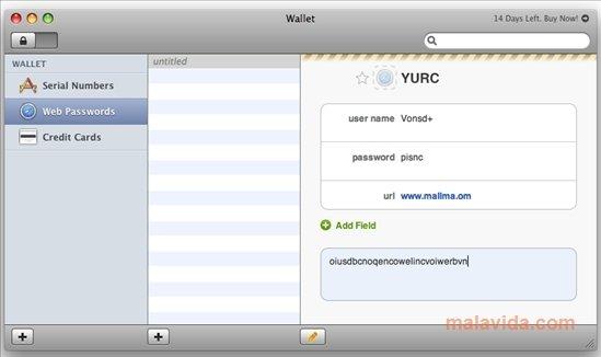 Wallet Mac image 4