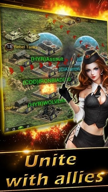 Descargar War Of Glory 1943 1 1 Android Apk Gratis