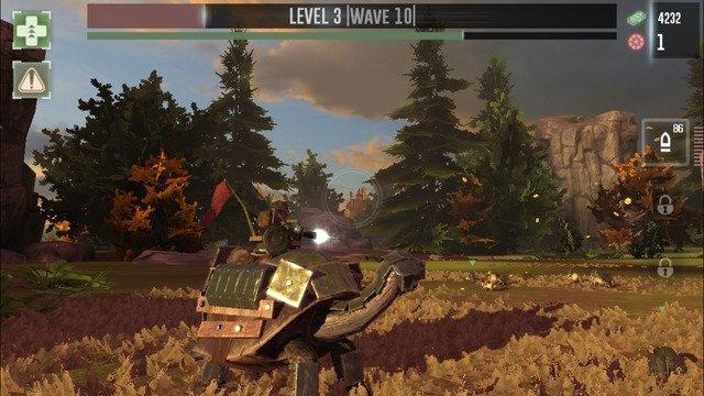War Tortoise iPhone image 5