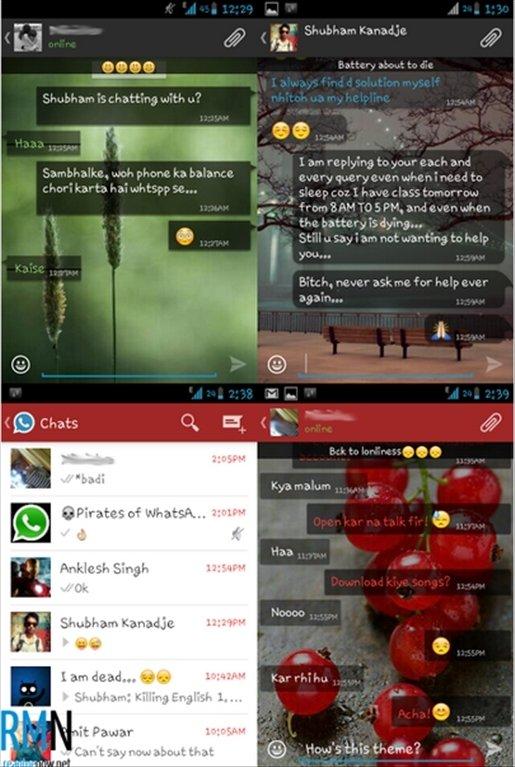 Wassapp Plus Android