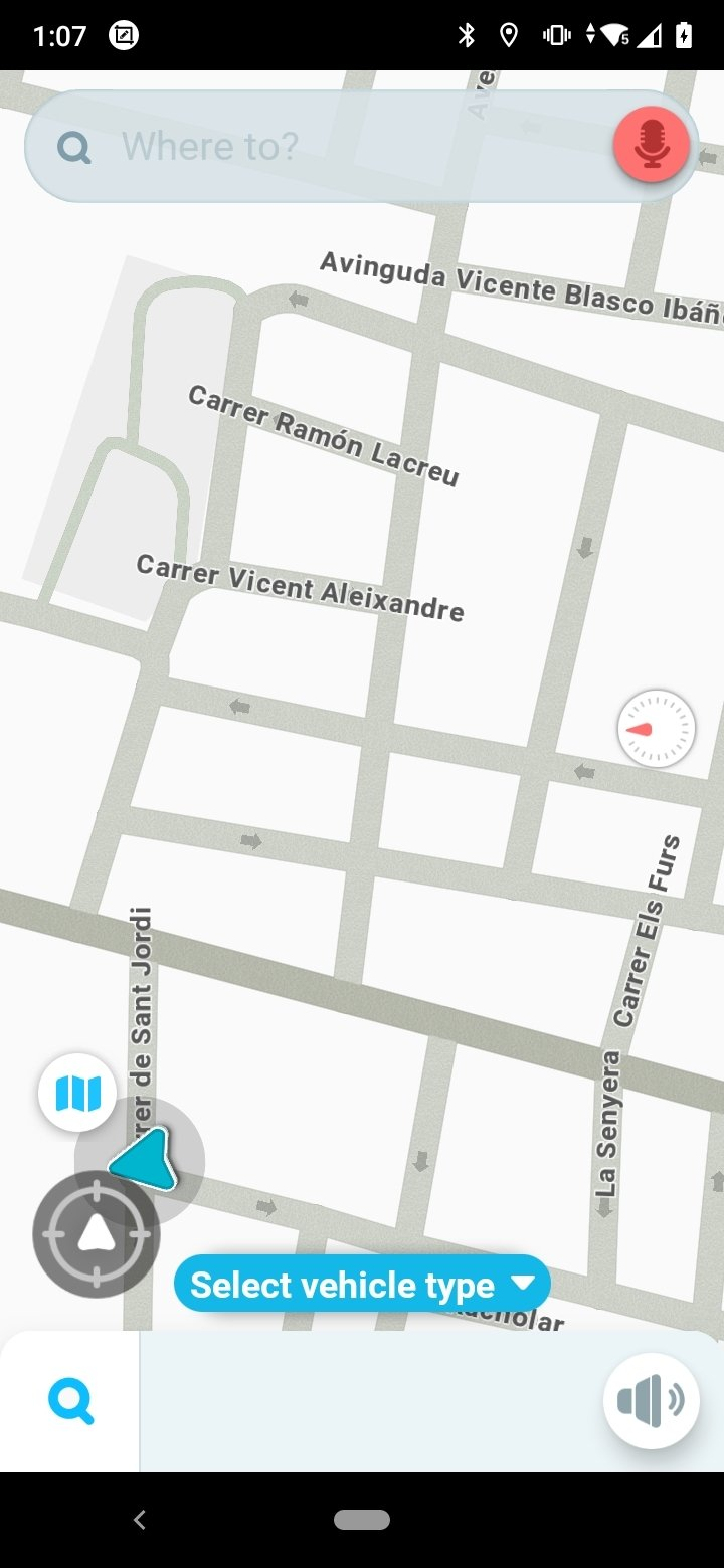 Waze - GPS, Cartes & Trafic Android image 8