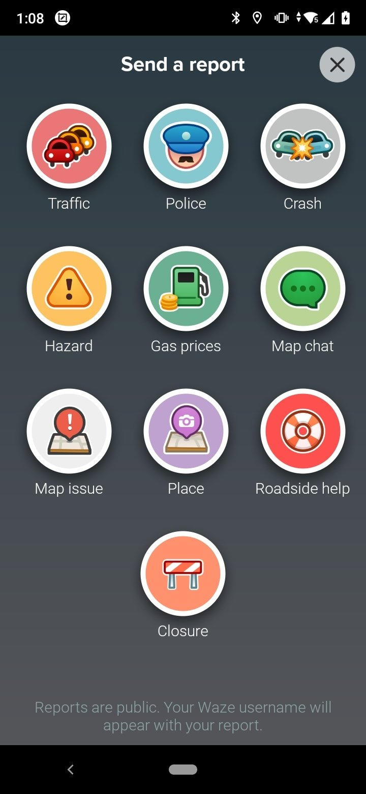 Waze 4.52.5.5 - Download for Android APK Free on