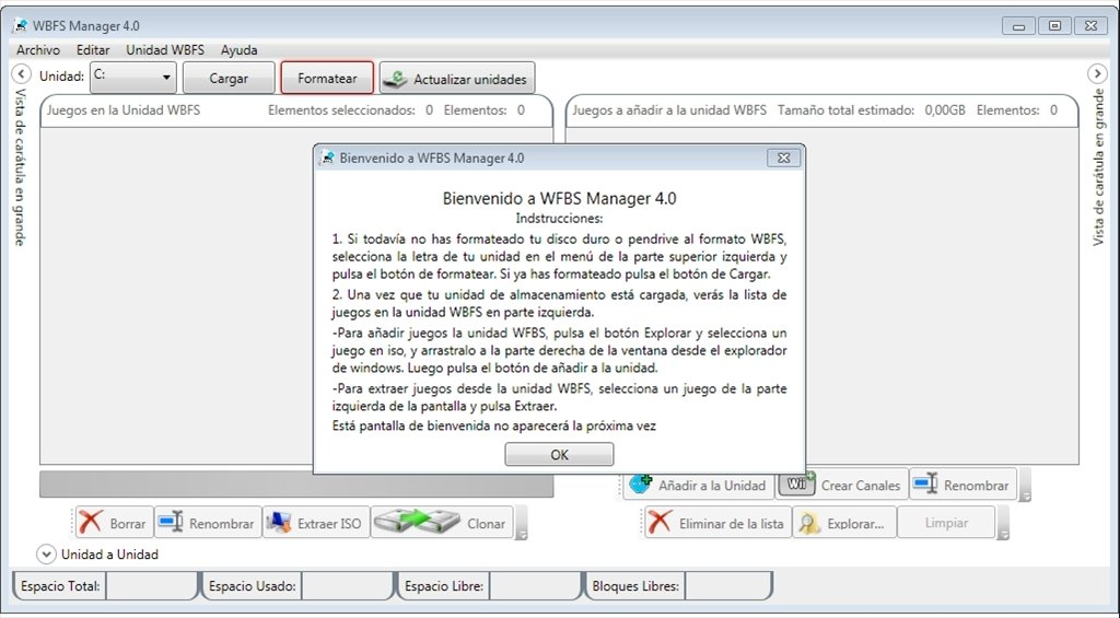 wbfs manager 4.0 64 bits windows 7