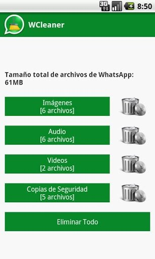 WCleaner Android image 8
