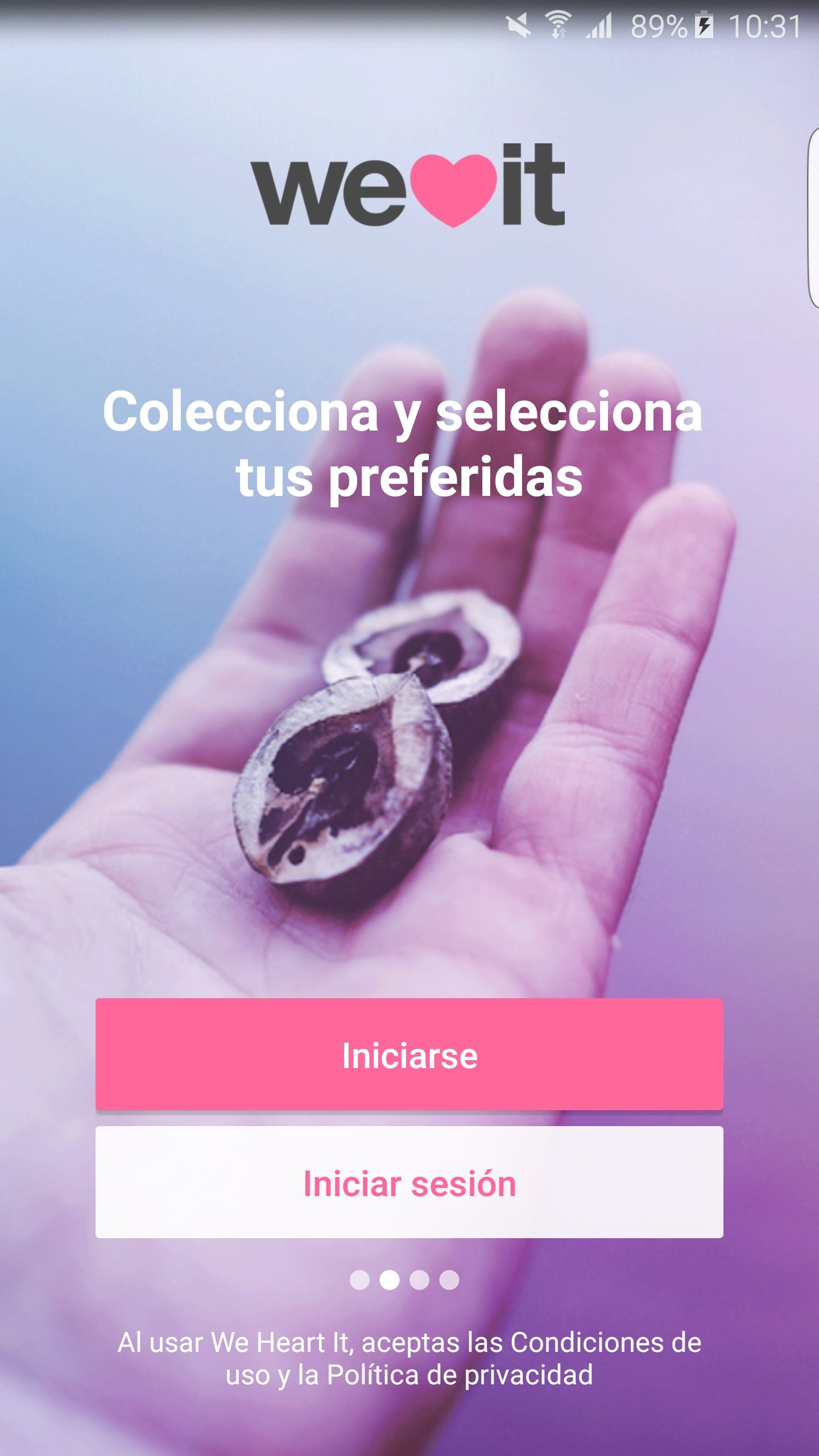Try We Heart It Discover For Free! | Iphone fondos de