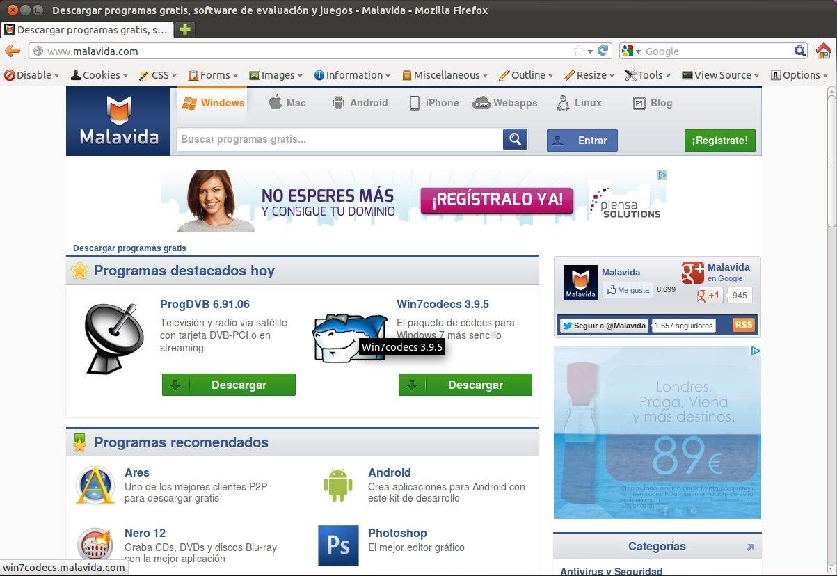 Web Developer Linux image 6