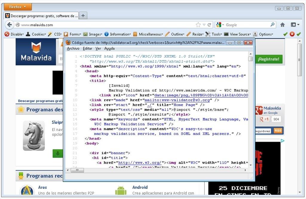 Web Developer 2 0 1 - Download for PC Free