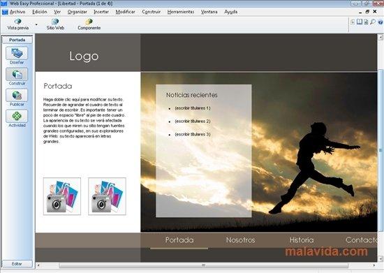 Web Easy Pro 8