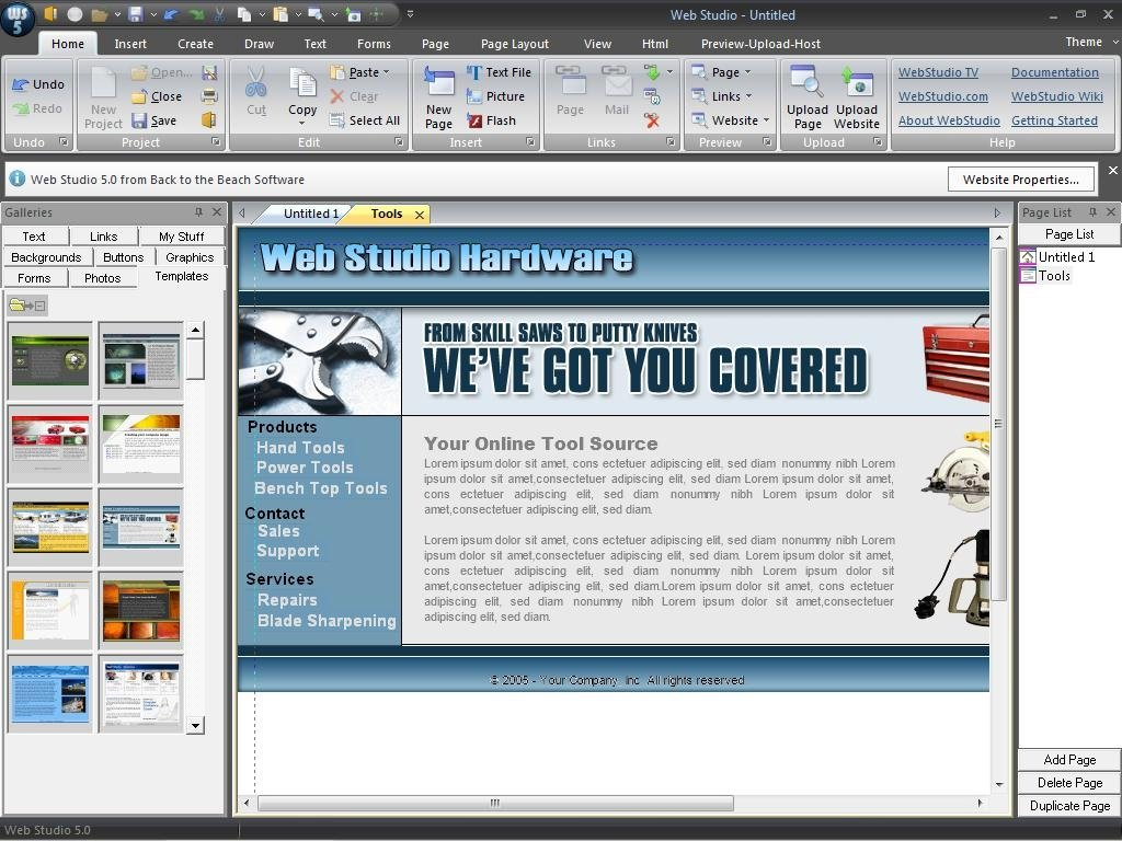 Web Studio 5 0 Download For Pc Free