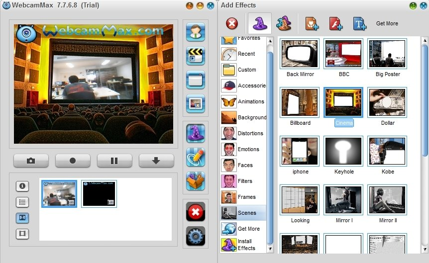 WebcamMax 8 0 7 8 - Download for PC Free