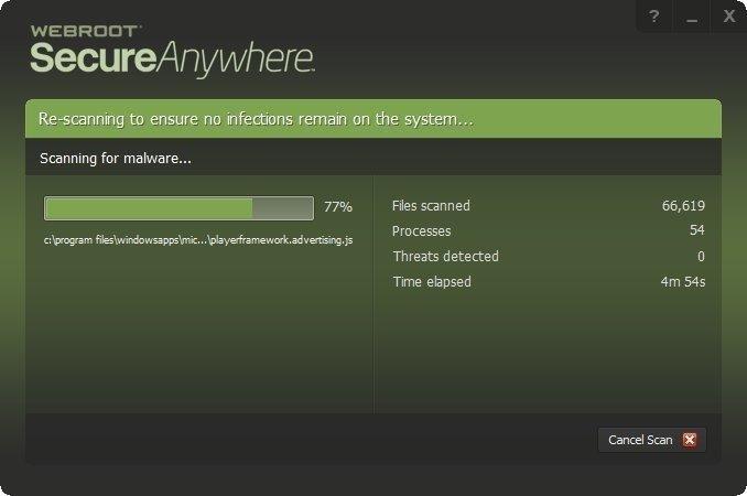 Descargar Webroot Secureanywhere Antivirus 9 0 18 34
