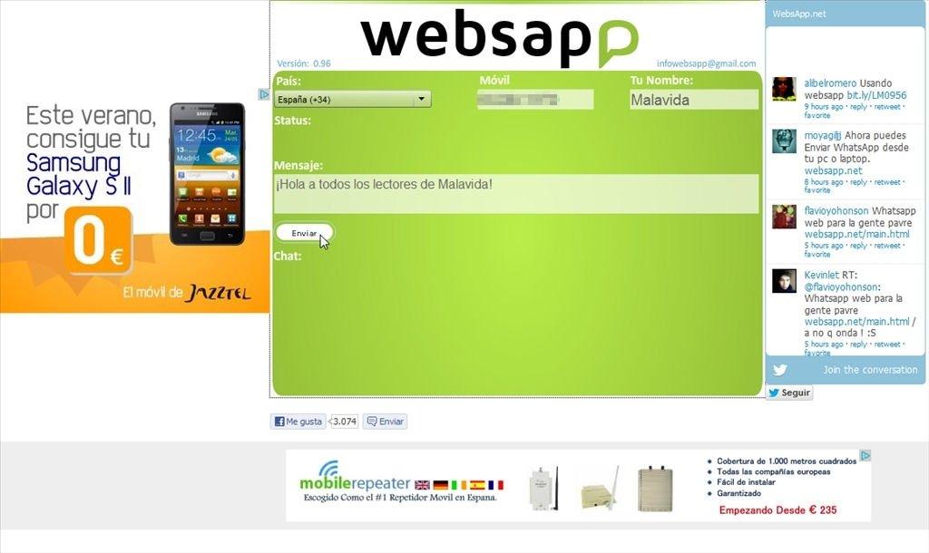 WebSapp 0.97a