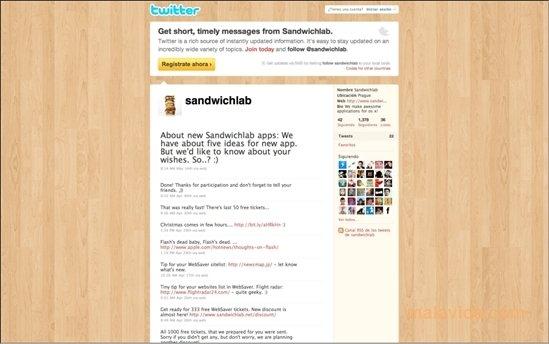 WebSaver Mac image 4