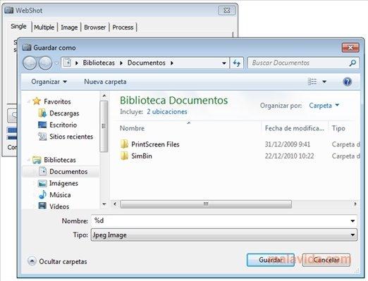gratuitement webshots 2010