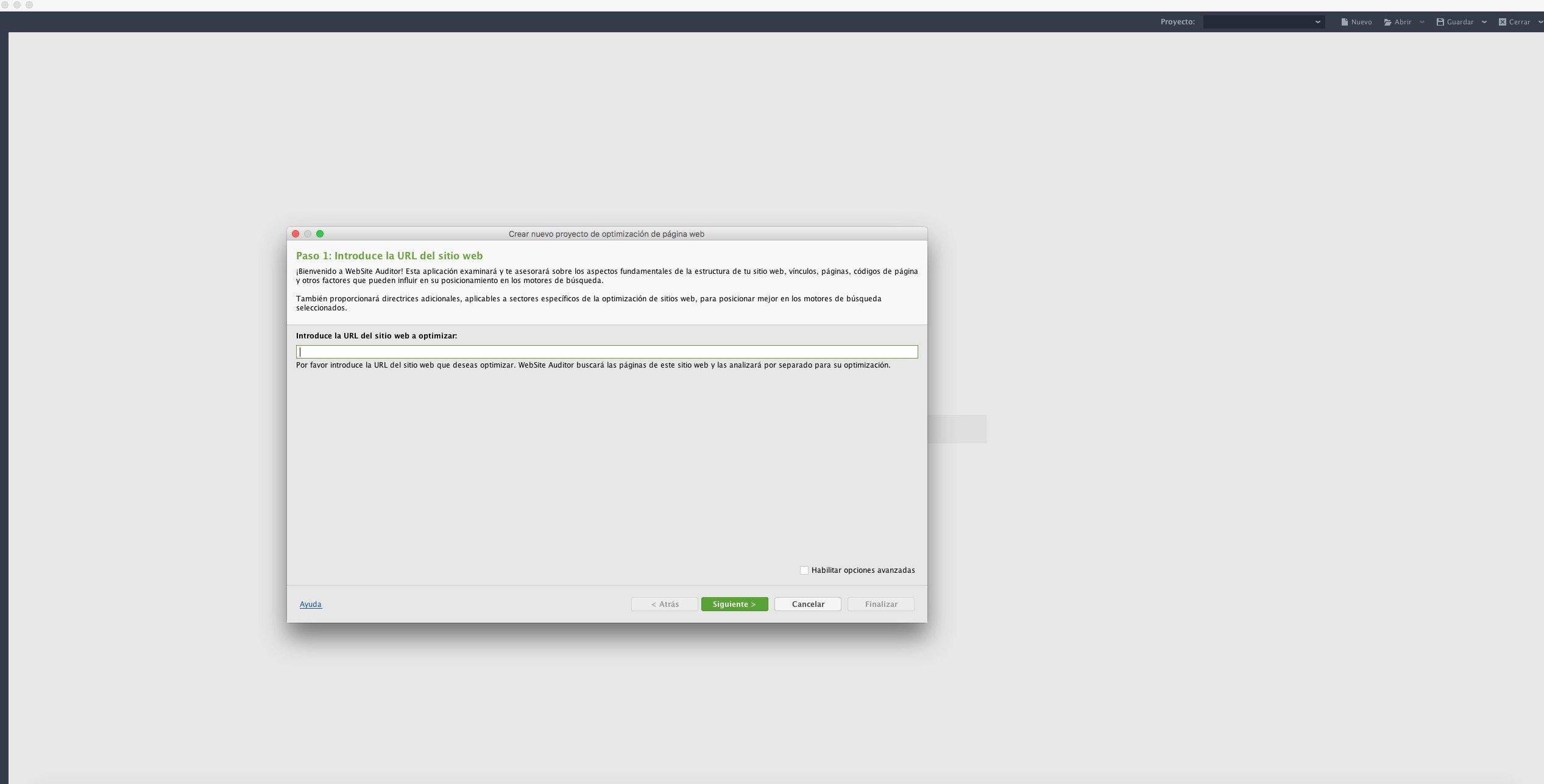 WebSite Auditor Mac image 8