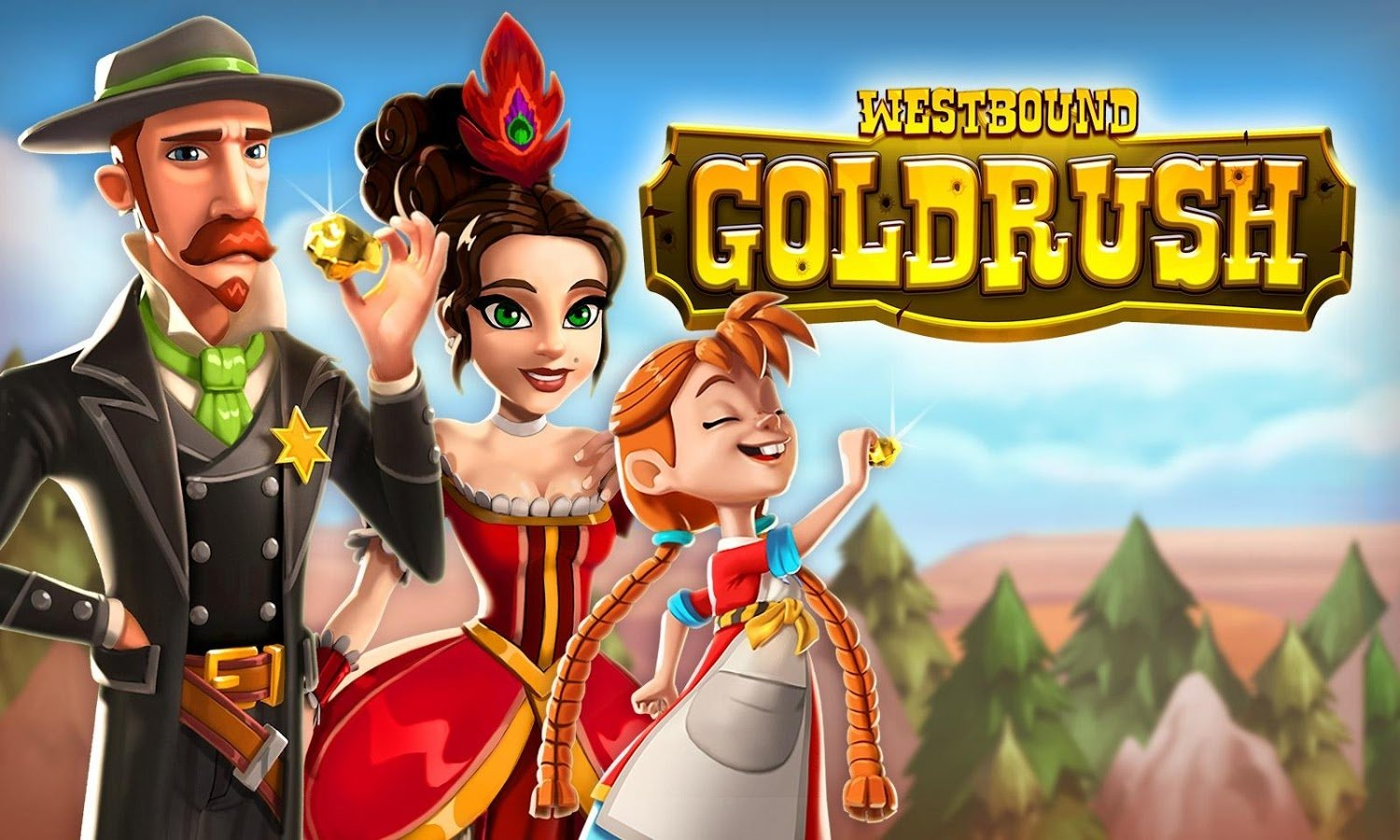Westbound: Gold Rush Android image 5