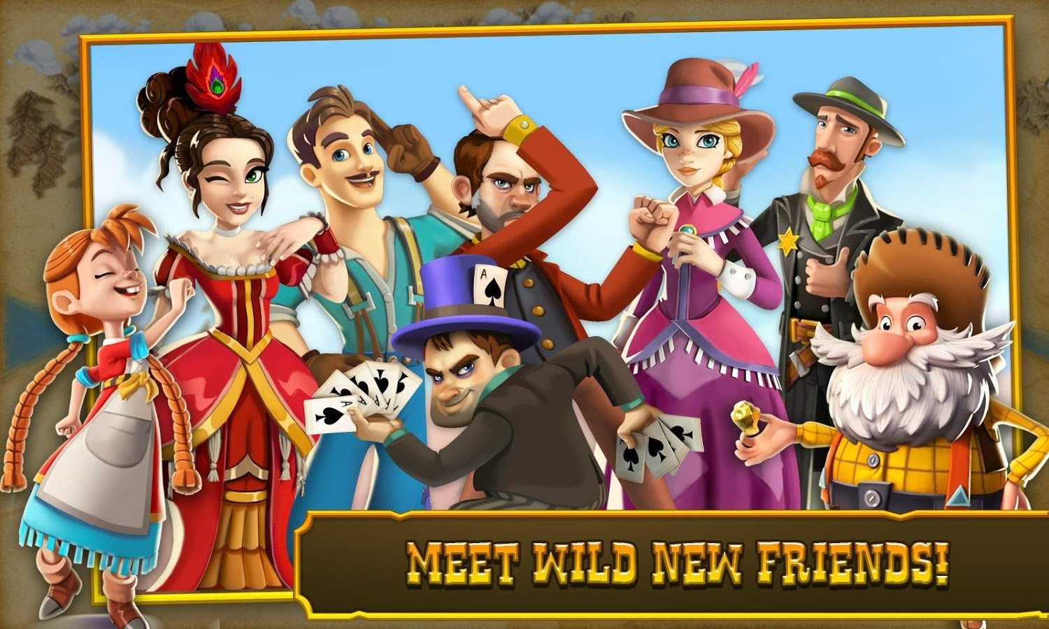 Westbound: Gold Rush 2 4 6 - Download for Android APK Free