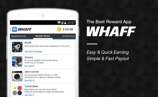 WHAFF Rewards 440 - Download for Android APK Free