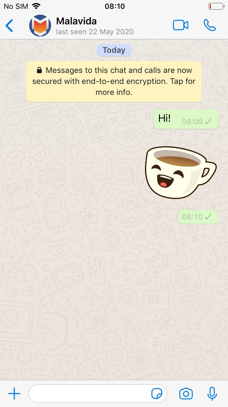 WhatsApp Messenger iPhone image 8