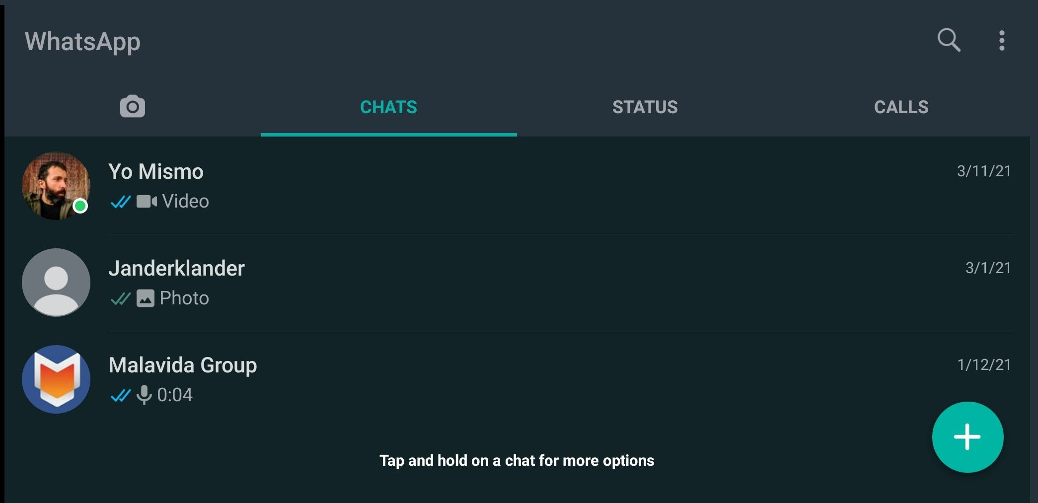 WhatsApp Aero 7 100 - Download for Android APK Free
