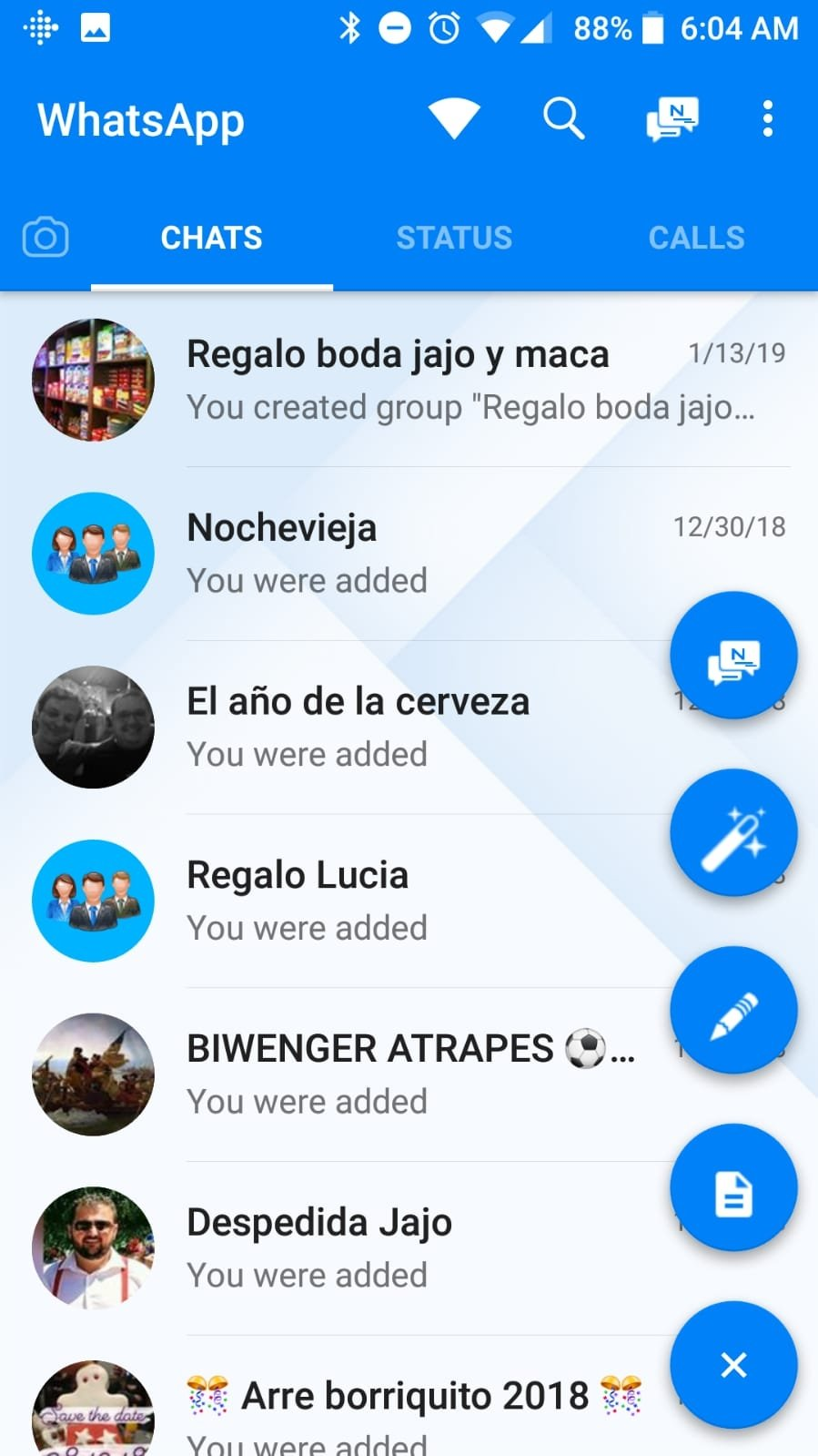 WhatsApp Mix 8 15 - Download for Android APK Free