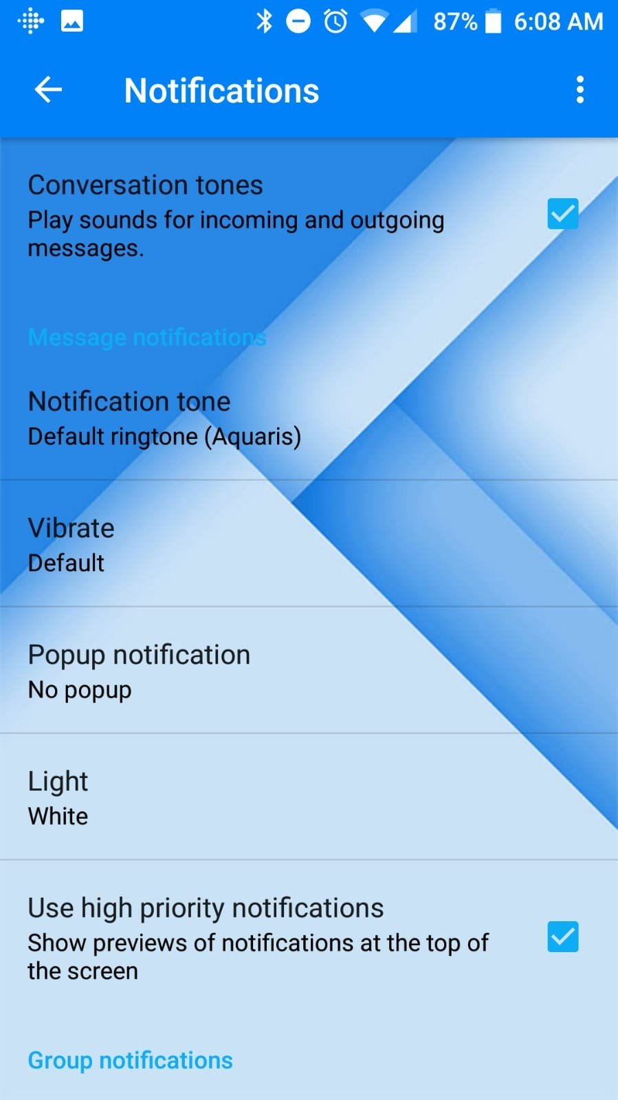WhatsApp Mix 8 05 - Download for Android APK Free