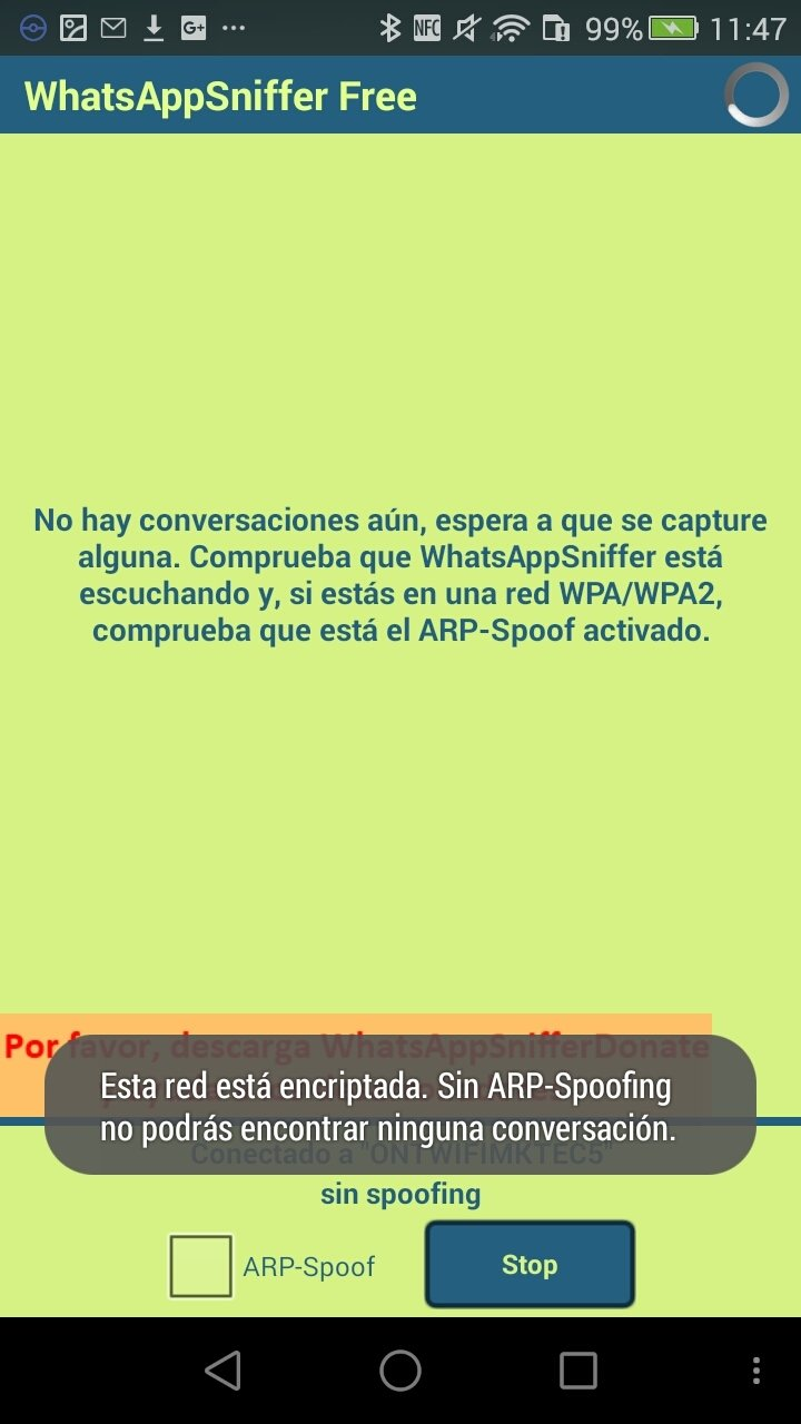 descargar whatsapp sniffer android softonic