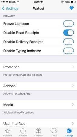 WhatsApp Watusi - Download for iPhone Free