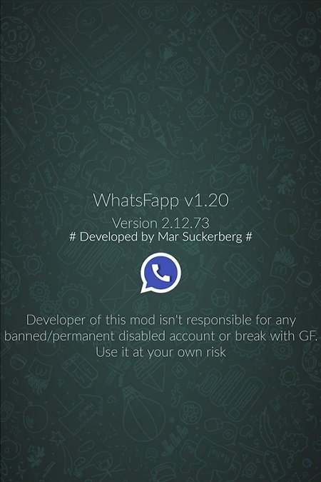 WhatsFapp Android